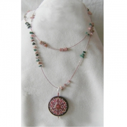 collier-fleur-de-vie-avec-malachite-et-rhodochrosite