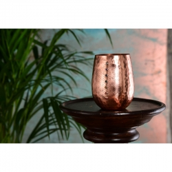 Tasse Chakras en cuivre