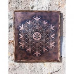 decoration-murale-fleur-de-vie-cube-de-metatron-en-cuivre