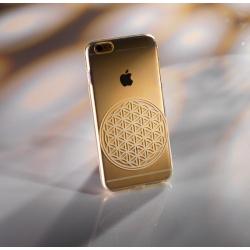 Coque de téléphone transparente