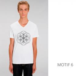 t-shirt-bio-blanc-fleur-de-vie-homme-col-en-v