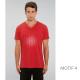 t-shirt-bio-rouge-fleur-de-vie-homme-col-en-v
