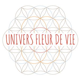 Logo Univers Fleur de Vie