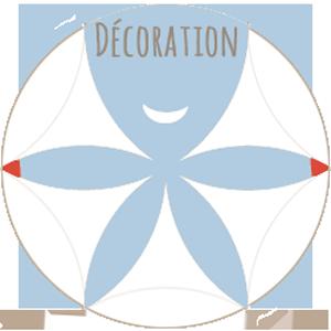 Les produits Décoration de la boutique Univers Fleur de Vie